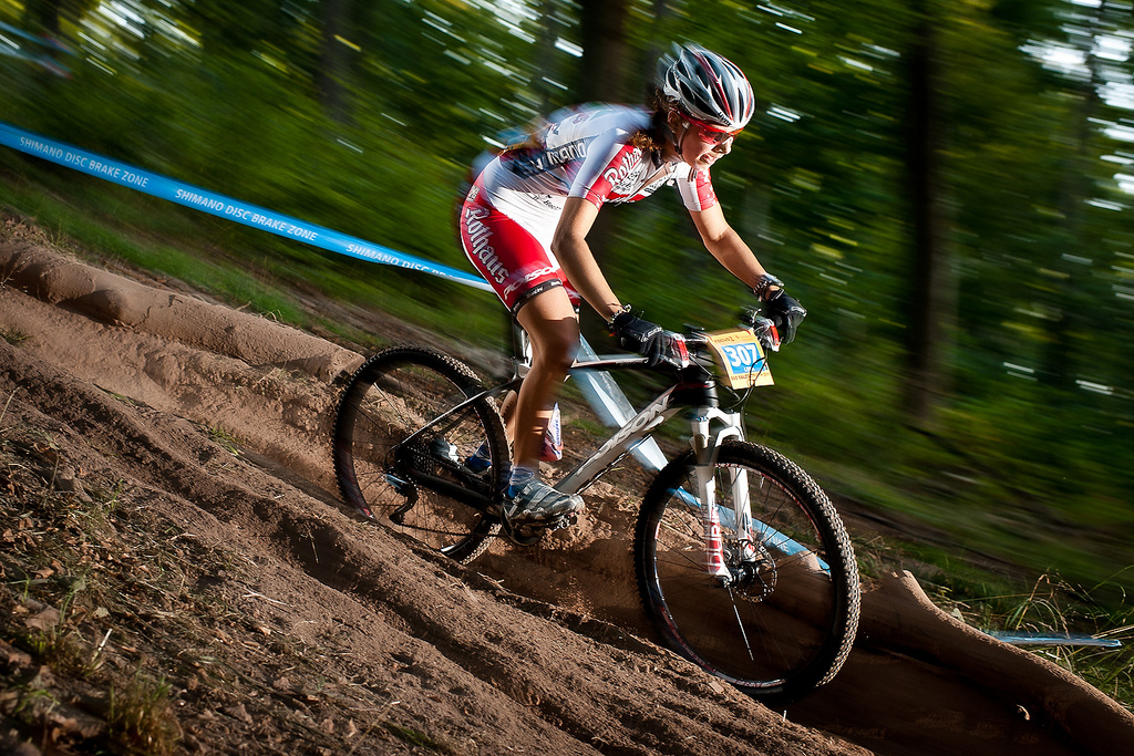 Lena Wehrle downhill