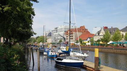 Oldenburger Hafen