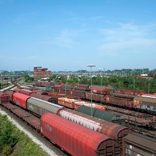 Rangierbahnhof Maschen, Harburg