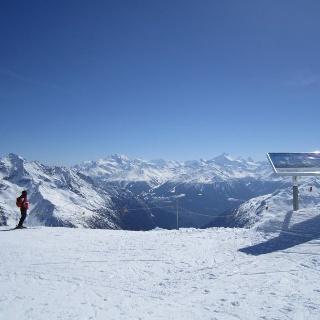 Höhen-Panoramaweg Lauchernalp