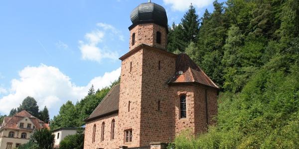 Kapelle Speyerbrunn