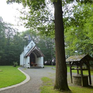 die Dörnschlader Kapelle bei Altenhof in der Gemeinde Wenden