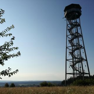 Vogteiturm Losburg, unser erstes Highlight!