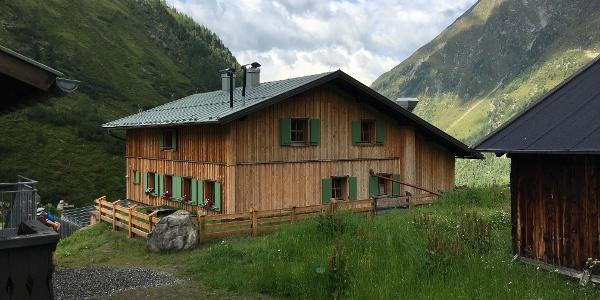 Die Schweinfurter Hütte