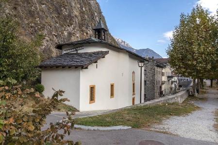 Martigny: Wallfahrtskirche La Bâtia
