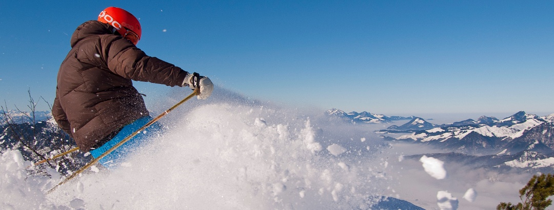 Skifahren in Hochkössen