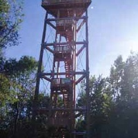 Vulkaneifel-Pfad: Vulcano-Pfad_Vulcano Plattform auf der Steineberger Ley