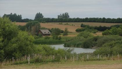 Blick auf den Svogerslev See 2