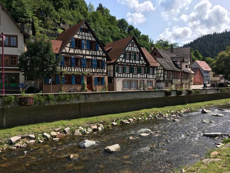 Mittelweg Etappe 5:  Schiltach - St.Georgen