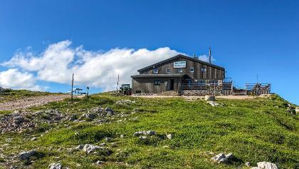 ÖTK-Schutzhaus Fischerhütte (2061 müA)