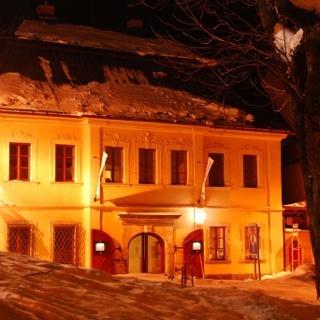 Historic town of Horní Blatná - House no. 4 (now reg. no. 1) of Putz of Breitenbach family