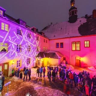 Offene Höfe im Advent - Rathaushof