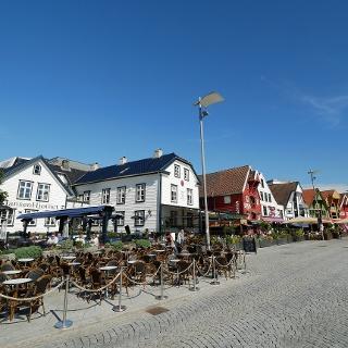 Gemütliche Bars und Restaurants am Hafen