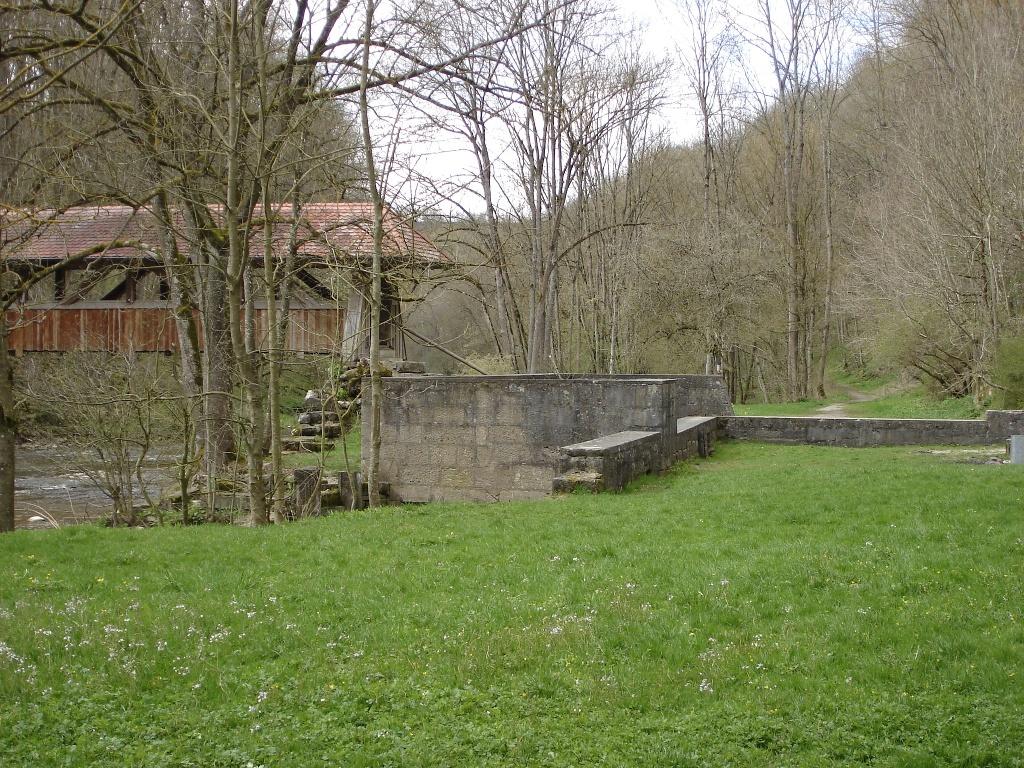 Die Heinzenmühle  - @ Autor: Jürgen Gierke  - © Quelle: Schwäbischer Albverein