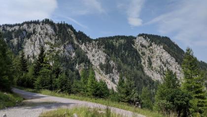 Ausblick auf den Schwarzkogel