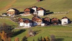 Rundwanderung: Lungiarü - Muntcörta - Pares - Frëina -Lungiarü
