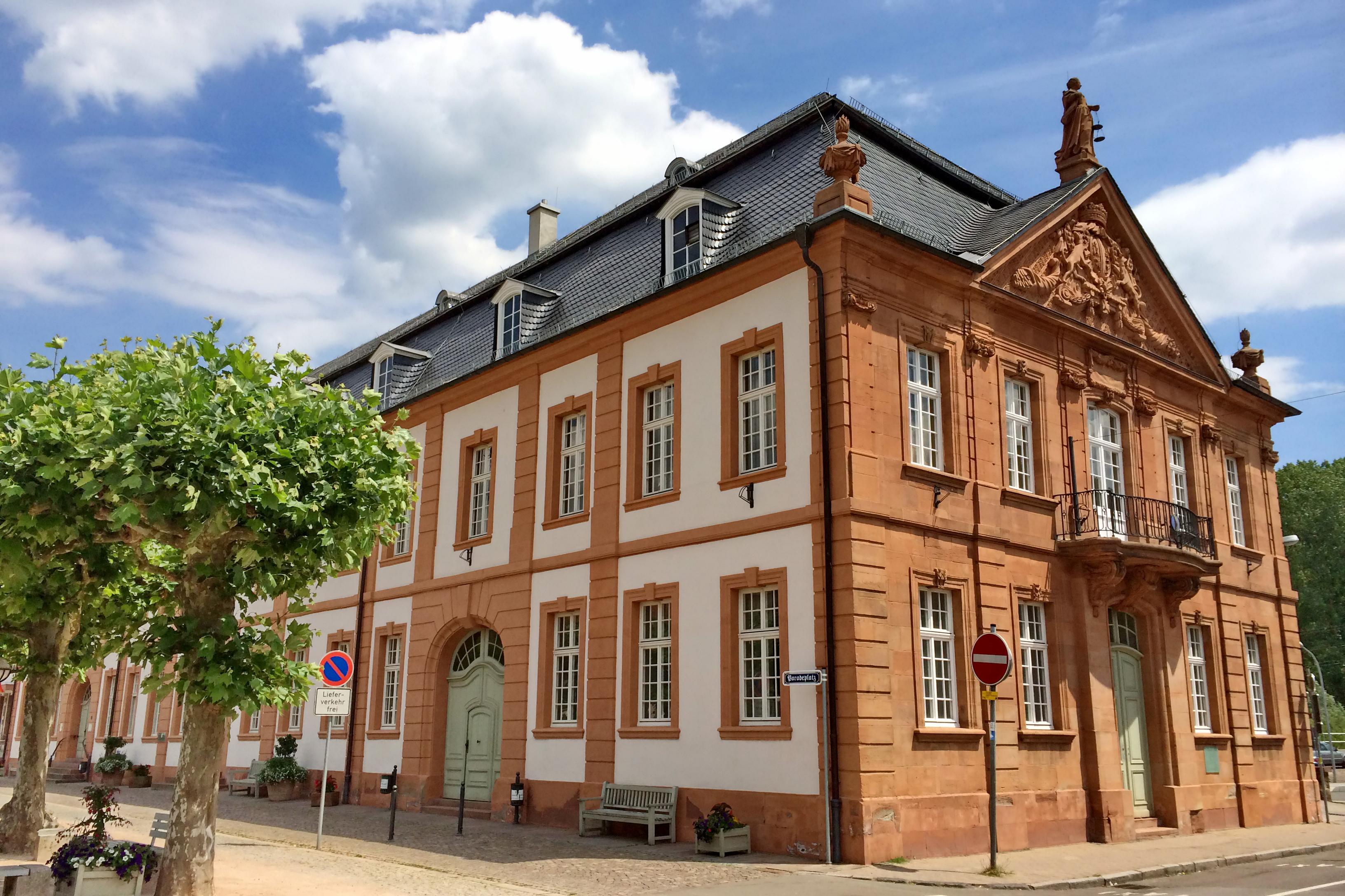 Rathaus von Blieskastel