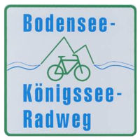 Bodensee Konigssee Radweg Etappe Berchtesgadener Land