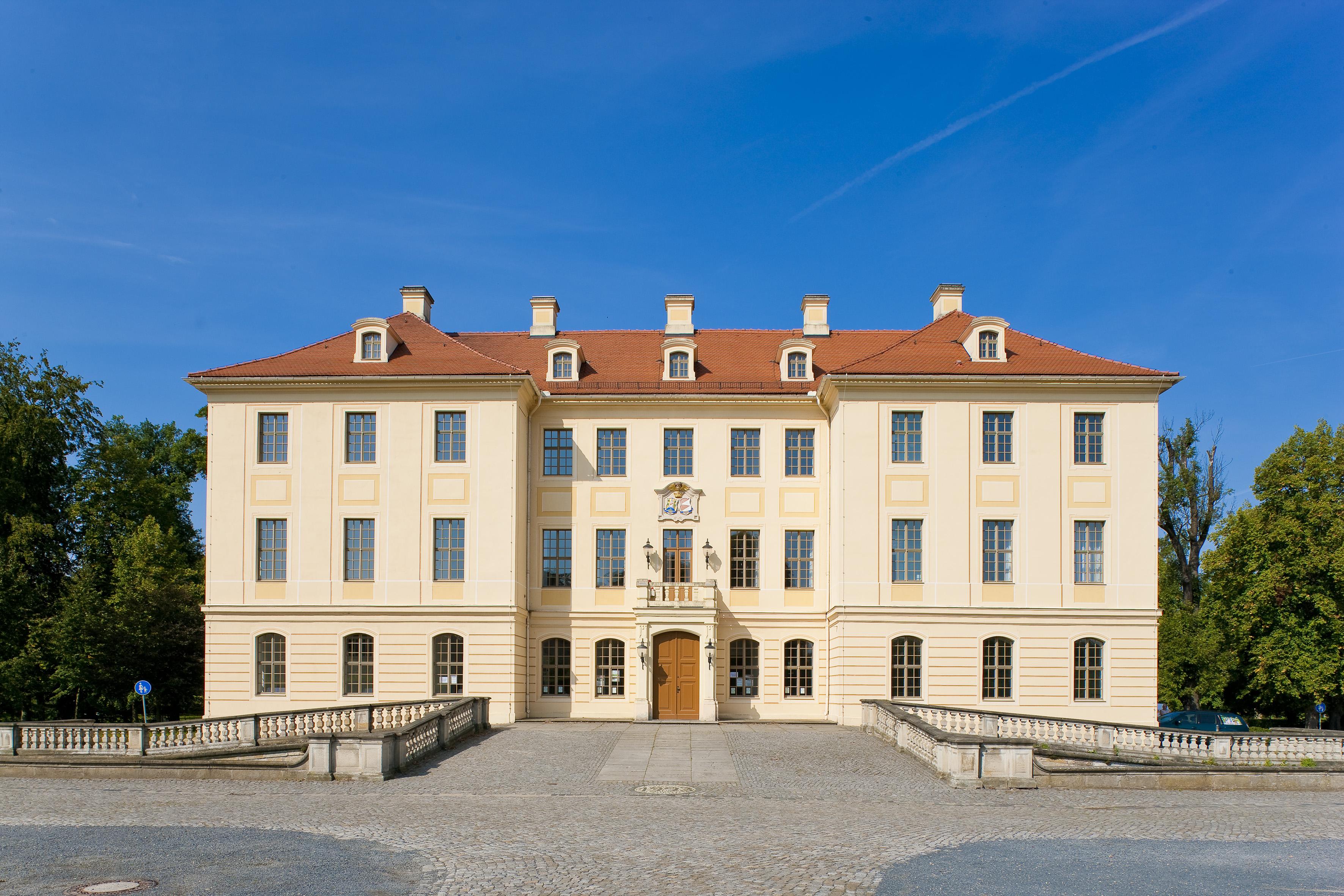 Palais Zabeltitz mit Zabeltitz Information