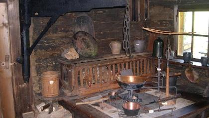 Alte Küche Bergbauernmuseum Wildschönau