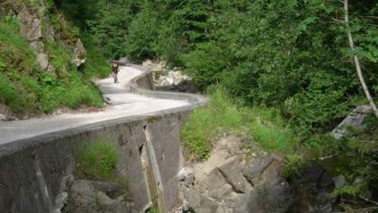 Mountainbiketour um den Trauchberg