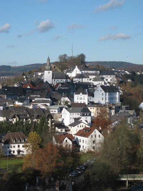 5. Waldrouten-Etappe Arnsberg Schlossberg - Torhaus Möhnesee