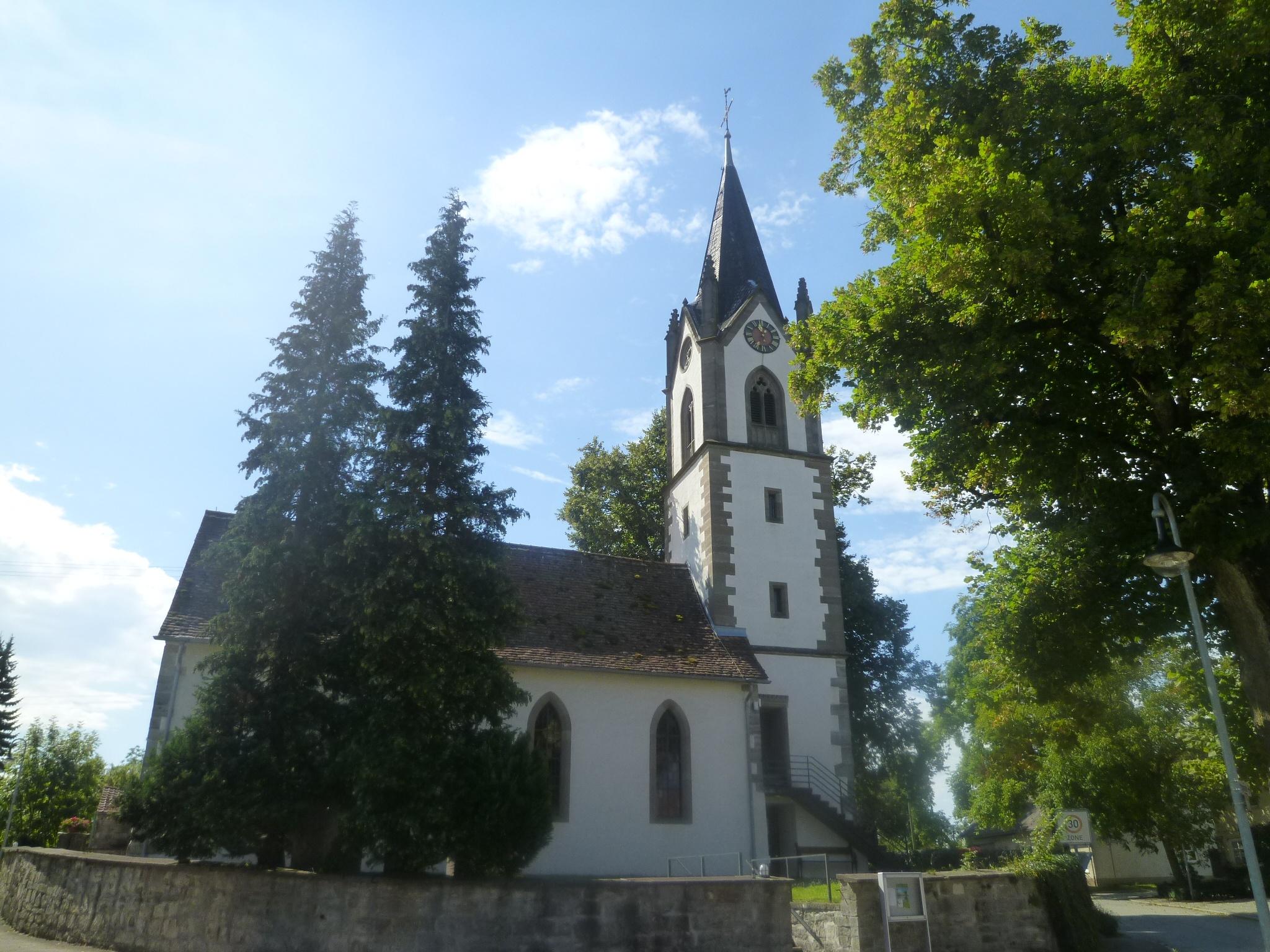 Allerheiligenkirche Brittheim