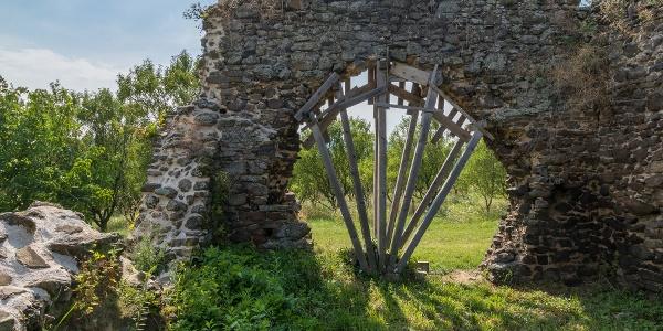 A Töttöskáli templomrom