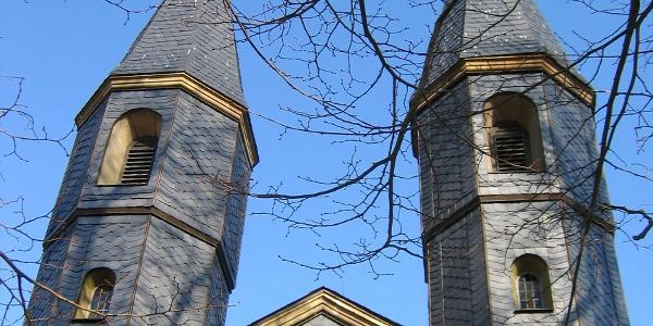 Kirche Banfe