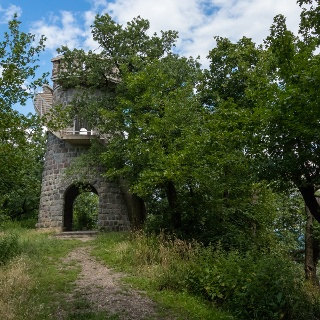 Julianus lookout tower (Hegyes tető)