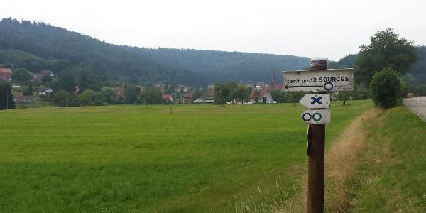 Village de Zittersheim