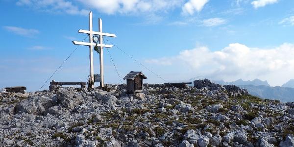Kreuz Kahlersberg 2350m