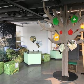 Streuobst-Infozentrum in Mössingen