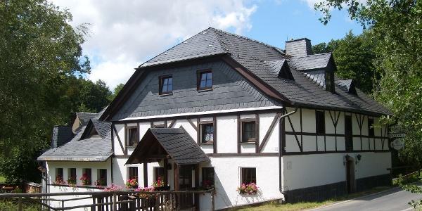 Teichmühle Leubnitz