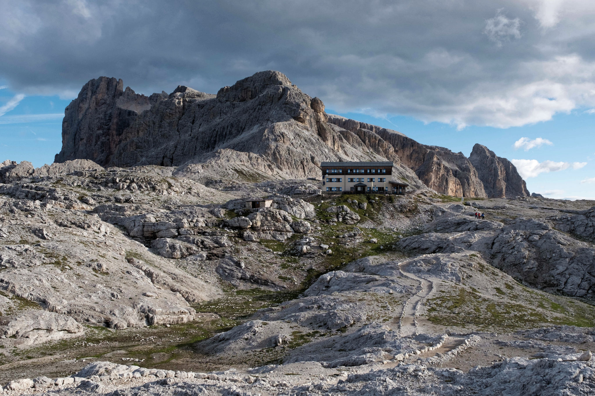 Park2Trek Dolomites - 7th stage • Mountain Hike