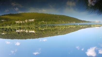 Lac Brenet dimanche, 22 juillet 2018