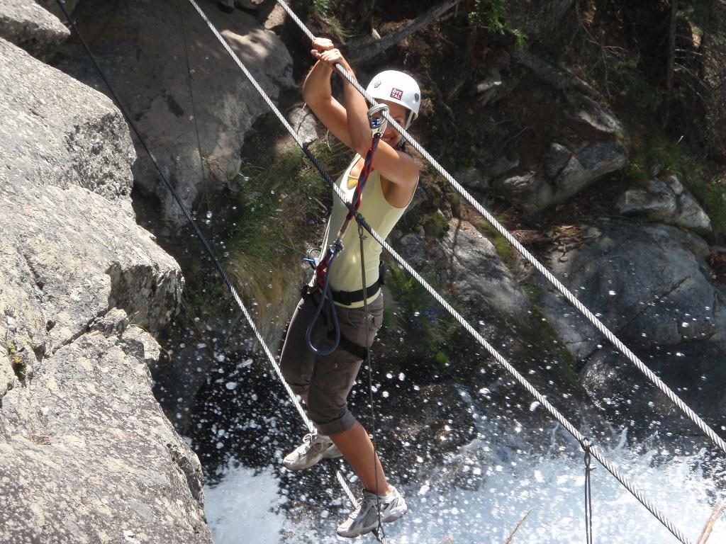 Klettersteig Stuibenfall : Klettersteig stuibenfall Österreichs wanderdörfer