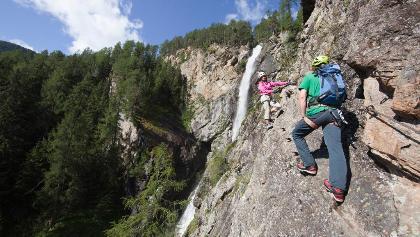 Klettersteig Längenfeld : Die schönsten klettersteige in längenfeld
