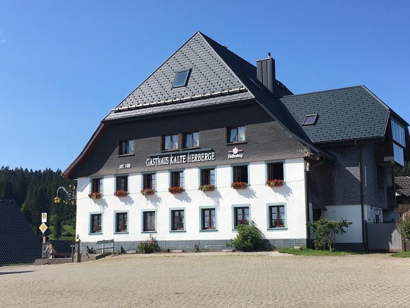 Mittelweg Etappe 7: Kalte Herberge - Lenzkirch
