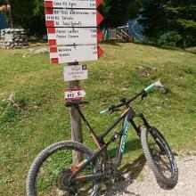 Start Ude's Trail #812