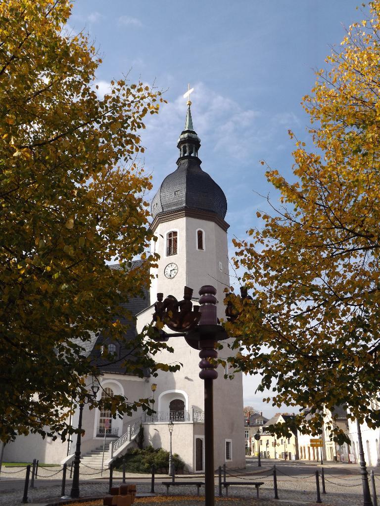 Evangelisch-Lutherische Stadtkirche Olbernhau