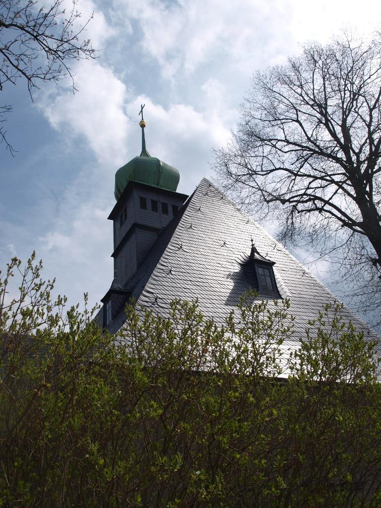 Evangelisch-Lutherische Bergkirche Oberneuschönberg