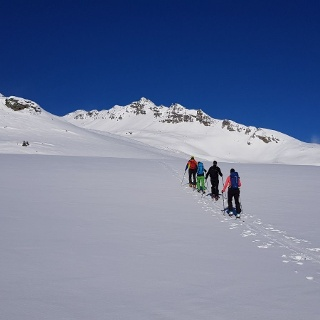 Skitour Piz Scalotta