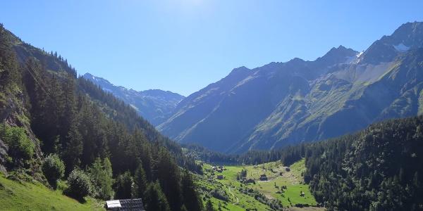 Das Maderanertal ist ein wild romantisches Seitental im Kanton Uri