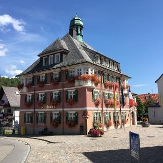Lenzkirch Rathaus