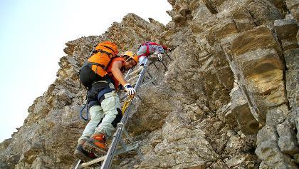Klettersteig Switzerland : Die schönsten klettersteige in der schweiz