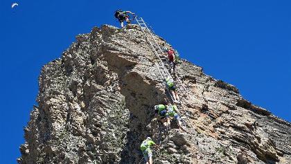 Klettersteig Bern : Die schönsten klettersteig im berner oberland