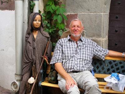 Saint-Jean: entspannen, die Pyrenäen stehen bevor