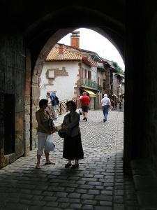 Spanisches Tor in Saint-Jean-Pied-de-Port