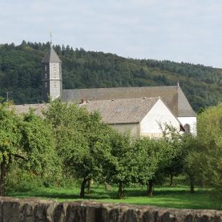 Kath.Pfarrkirche St.Maximin Antweiler